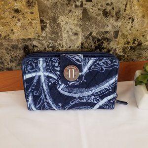 Vera Bradley Turnlock Wallet, NWOT